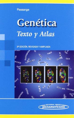 Genetica Texto y Atlas por Passarge