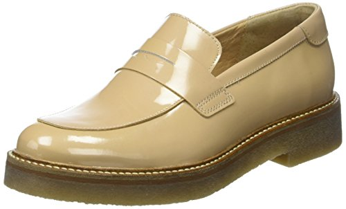 Kickers Damen Oxmox Slipper Beige (hautfarben)