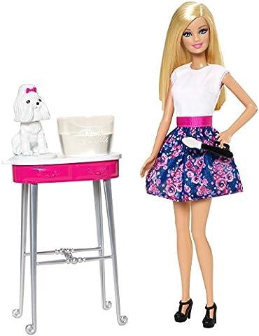 Mattel Barbie CFN40 - Farbspaß Tiersalon