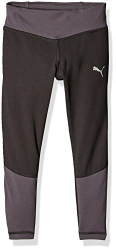 Pantaloni PUMA Active Kids Training secco collant G, Nero, 176, 838908 51