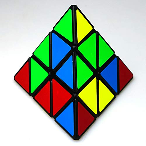 gle Magic Cube Competition Dedicated to Smooth Professional Special-Shaped Beginner Students Benefit intelligent Toys ()