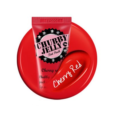 (3 Pack) SECRET KEY Chubby Jelly Tint Pack Cherry Red