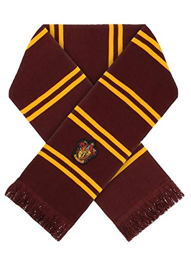 HARRY POTTER - Scarf - Gryffindor School : TShirt (Schal-gryffindor Potter Harry)