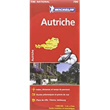Carte NATIONAL Autriche