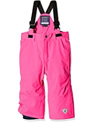 Killtec Pantalón trappy Mini, otoño/invierno, infantil, color neon-pink, tamaño 98^104