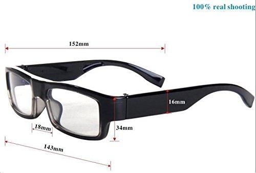 a7b5445845 CAM 360 Mini HD 720P Spy Camera Glasses Hidden Eyewear DVR Video Recorder  Buy CAM 360