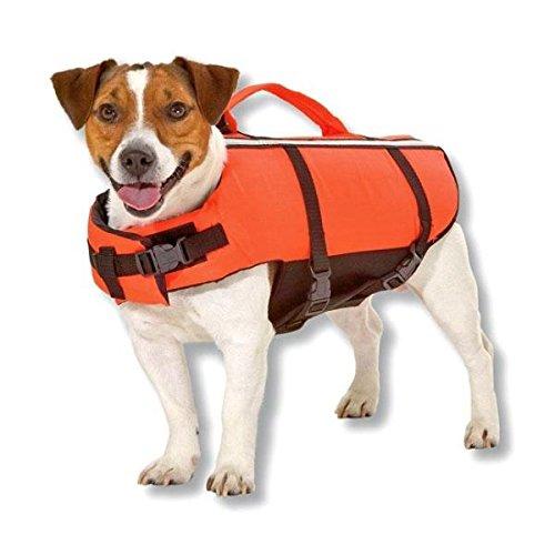 Karlie - Doggy Aqua-Top Schwimmweste - Orange Größe: XS - 25cm -