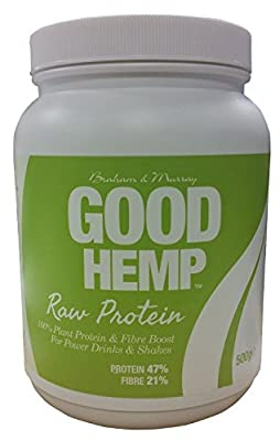 (Pack Of 4) - Protein Powder | HEMP NATURAL