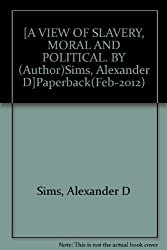 Alexander D. Sims #