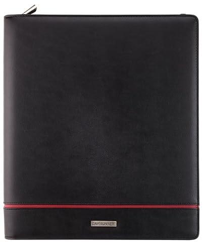 Express Deco Refillable Planner, 8-1/2 x 11, Black