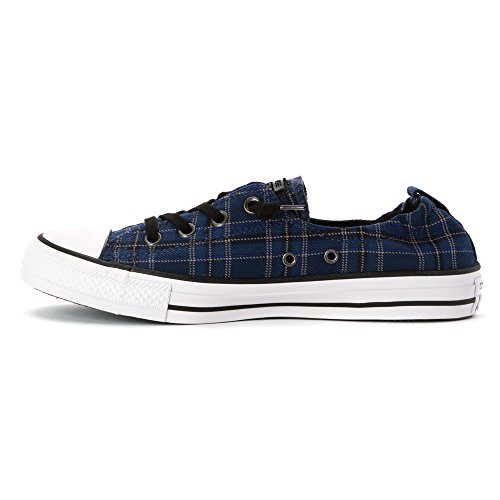 Converse , Baskets mode pour homme Navy Plaid