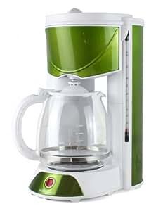 silvercrest kaffeemaschine mit aromawahlschalter gr n. Black Bedroom Furniture Sets. Home Design Ideas