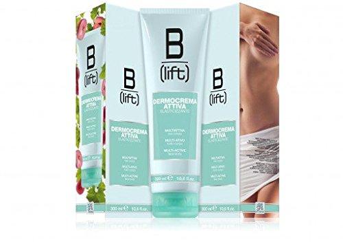B (lift) dermocrema attiva elasticizzante viso corpo 300 ml
