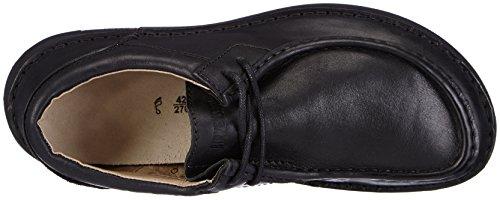 Birkenstock Shoes Pasadena, Chaussures de ville à lacets homme Noir (Black)