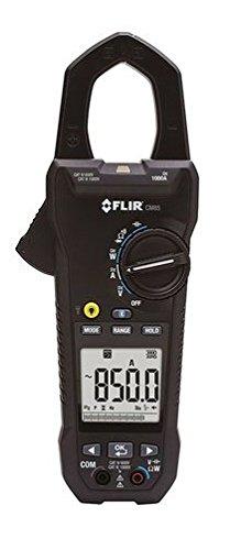 Preisvergleich Produktbild FLIR 1000 A Strommesszange mit VFD und Bluetooth, 1 Stück, CM85