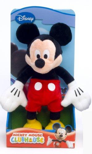 Imagen principal de Joy Toy 800569 Disney - Peluche de Mickey Mouse (25 cm)