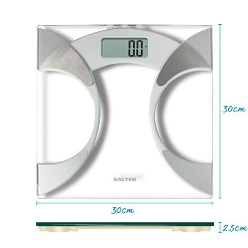 controlla la percentuale di grasso corporeo