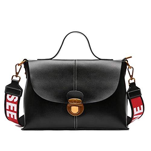 Mode-Handtaschen-Breitband-einfache wilde Umhängetasche beiläufige leichte Schultertasche multi-Pocket wasserdichte Kupplungshandtasche 29 * 11 * 19cm (11.41 * 4.33 * 7.48 Zoll ch (Meine Alle Tote Erinnerungen)