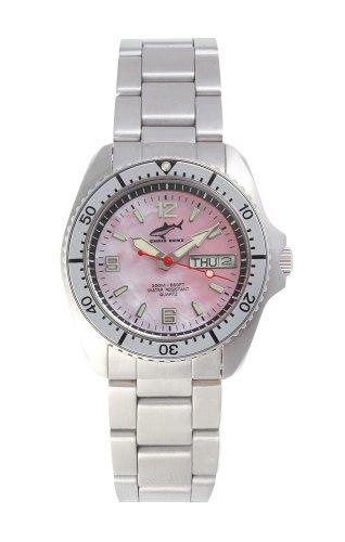 Chris Benz One Medium CBM-R-SI-MB Unisex Diving Watch