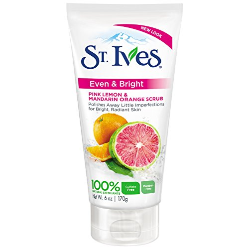St. Ives St Ives Even & Bright Pink Lemon and Mandarin Orange