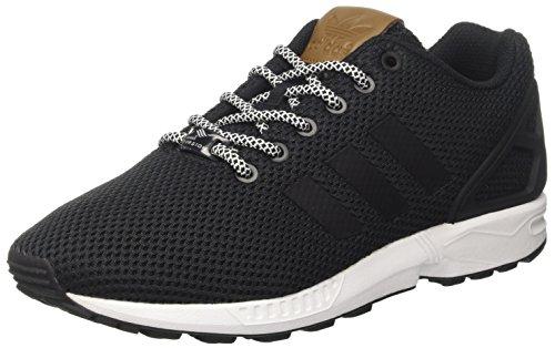 adidas Herren Zx Flux Sneaker Schwarz (Core Black/core Black/footwear White)