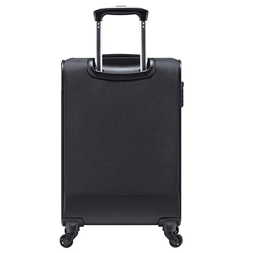 DELSEY PARIS INDISCRETE Koffer, 78 cm, 118 liters, Schwarz (Noir) -