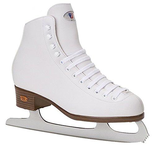 Riedell weiß Band 112Ice/Figure Skate, weiß, UK7/US9/EU41