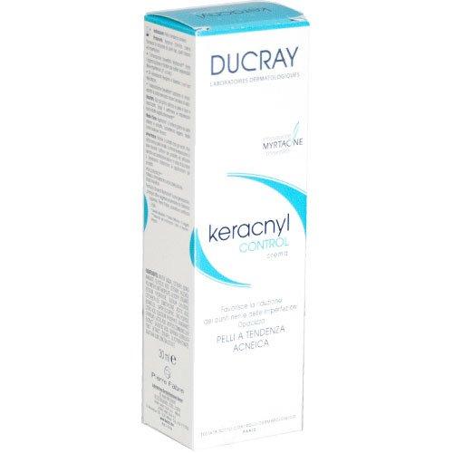 Keracnyl control crema per pelli acneiche 30 ml