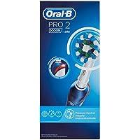 Oral-B Pro 2 2000N CrossactionSpazzolino Elettrico Ricaricabile