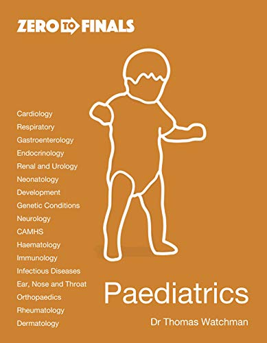 Zero to Finals Paediatrics (English Edition)