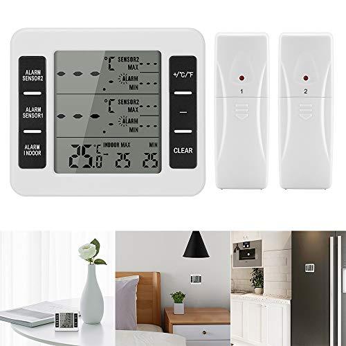 Sunsbell Termómetro para Refrigerador