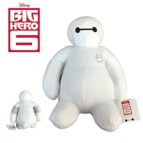 PLÜSCH BAYMAX BIG HERO-6 30cm QUALITÄT SUPER SOFT - 6 Big Hero Spielzeug