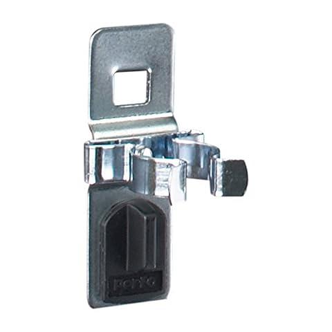 bott perfo Werkzeugklemme, 5 Stück mit perfo Einzelaufnahme, 19-25 mm, 14013067 (24 Mm Haken)