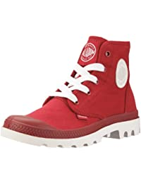Palladium Blanc Hi~Rio Red/White~M - Zapatos