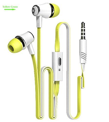 Imujin Tropifit in-ear auricolari cuffie (verde fluo)