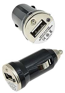 Mini Universal USB Kfz Adapter Auto Lader Ladegerät LKW PKW (1000 mA) - Handy / Smartphone