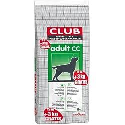 Promotion ! Royal Canin/Club Special Performance Adult CC en sac de 15 kg + 3 kg Offerts !