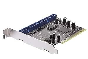 Vivanco Carte contrôleur PCI I/O 2 ports RAID interface UDMA 133 (Import Allemagne)