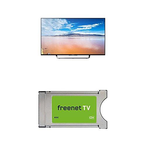 Sony KD-43X8305C Fernseher + Freenet CI+ Modul (Sony Ultra Hdtv)