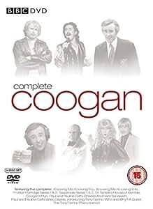Steve Coogan - The Complete Coogan Box Set [DVD]