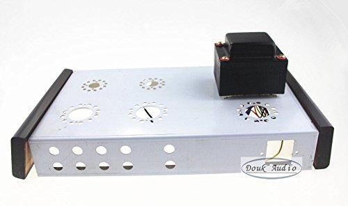 Nobsound Douk Audio HiFi Valve 6J4+6P6P Class A Tube Pre-Amplifier HiFi  Preamp Stereo Vorverstärker Bausatz Kit DIY
