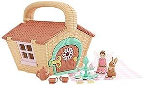 Fairy Garden- Cesta Picnic My Hadas, única (CEFA Toys 04619)