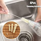 4Pcs Cleaning Brushes Kitchen Spout Clea...
