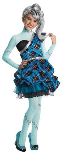 MONSTER HIGH ~ Frankie Stein Sweet 1600 - Kids Costume 3 - 4 years