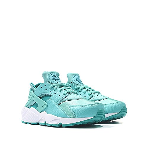 Nike  634835-302, Sneakers trail-running femme WASHED TEAL/RIO TEAL-WHITE