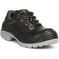 Hillson Nucleus ISI Marked Safety Shoe, Size-8 UK, Black
