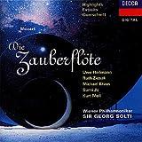 Mozart Wa-Flûte Enchantée-Extr-Heilmann-Kraus-S.Jo-Solti-Opv