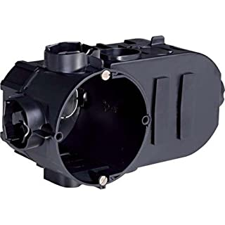 Kaiser 1068-02 Electronic-Dose Unterputz Elektronik-Gerätedose 127 x 65 x 63/51 mm (L x B x T)