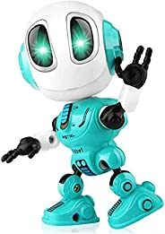 PATIOSNAP Recording Talking Robot for Kids Children Toys,Education Robots Toys LED Eyes&Touch control Toy