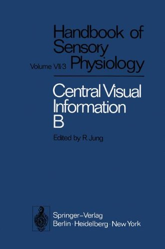 Visual Centers in the Brain (Handbook of Sensory Physiology)